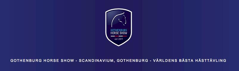 Gotenburg Horse Show